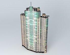 Shimao Riviera Garden Tower 3D