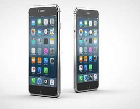 Iphone 6s 3D printable model