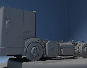 Econic Truck 3D model