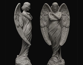 3D printable model angel Angel Statue