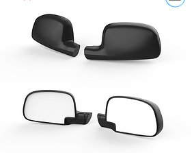 GMC Mirror 3D print model