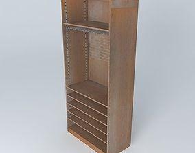3D model The shelf rack store Maisons du monde