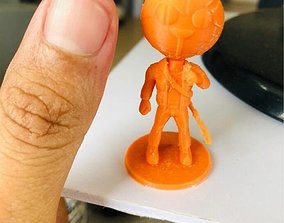 person Gominho Rockstar 3D