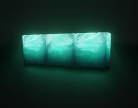 3D asset Valorant Sage Magic wall