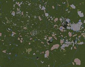 Johannesburg City 3D model