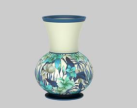3D model Floral Vase