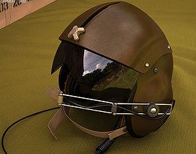 3D Vietnam SPH-4 Helicopter helmet