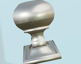 Door Knob 3D asset