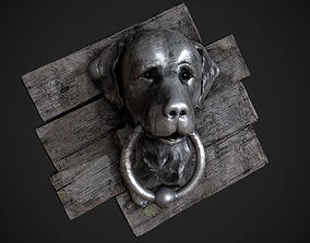 3D asset Good Silver Boy