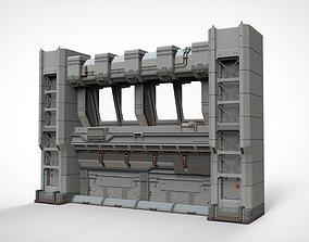 Sci Fi Modular Environment 5 3D model