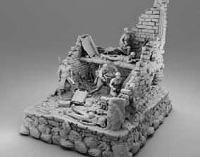 3D printable model First world war