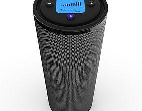 recycle 20W Portable Speaker Black 3D