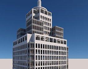 3D Skyscraper 021