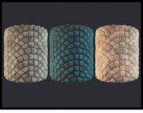 PBR Stone Ground Pack 3D asset