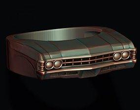 3D printable model car ring 34