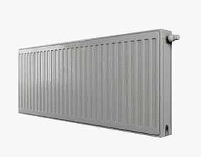 3D model Panel radiator