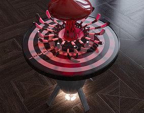 Nuclear bulb 3D