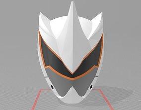 Power Rangers Jungle Fury Rhino 3D printable model 2