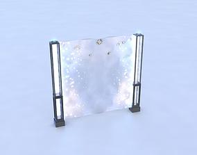 Quantic Bubble Gate 3D