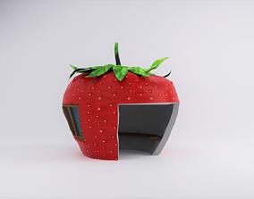 3D model Strawberry House