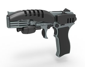 3D Phaser pistol EM-33 from Star Trek