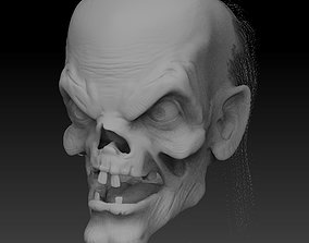 Cryptkeeper 3D model