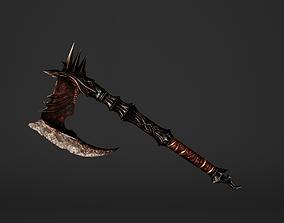 3D model Spike Waraxe
