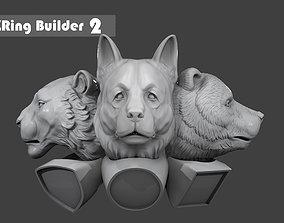 Zring Builder 2 automat 3D model