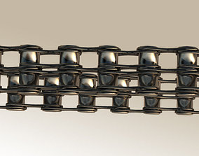 3D Chain Cogs