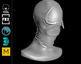 3D printable model Mask high poly