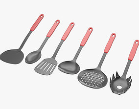 3D Spatula Collection