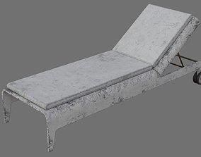 3D model Sun lounger 1B