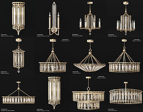 3D model Fine Art Lamps Westminster Collection