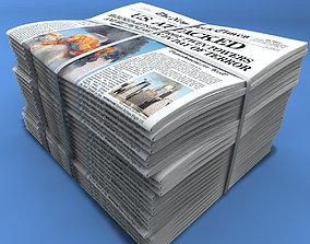 Newspapers 3D