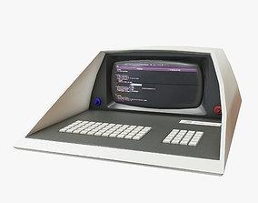 Retro Computer 09 3D model