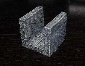 3D print model OpenForge Smooth Corridor Tile