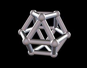 017 Mathart - Archimedean Solids - 3D printable model 4