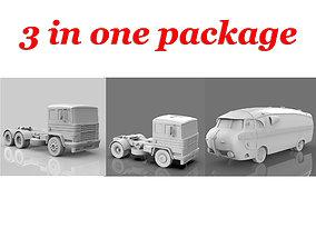 pegaso cod pegaso truck 4x4 and 6x6 3D print