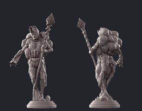 Hive Priest 3D Printing Miniature mini