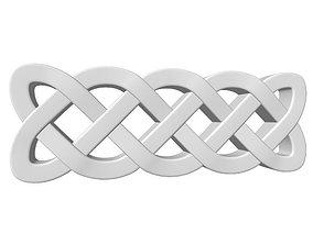 Celtic Knot 6 3D model