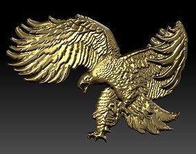 3D print model free eagle