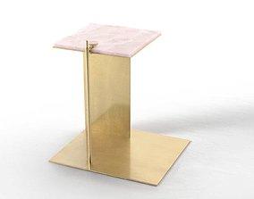 Domus Side Table 3D