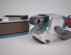 Electric Belt Sander 3D model