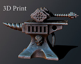 3D print model forge of undead
