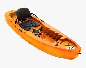 3D Kayak 01