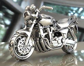 motorcycle pendant pendants 3D print model