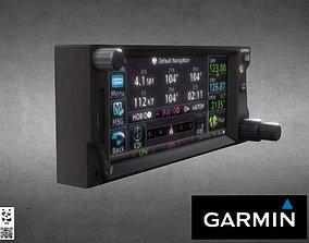 COMMANDER GTN-650 DOCKING STATION 3D asset