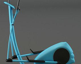 3D print model cross trainer