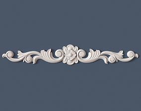 wall-decoration Decorative Onlay 3D