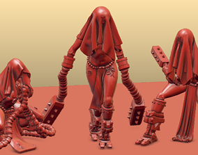 Arco-Fabulous flagellants 2 3D print model